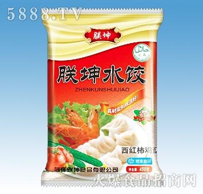 朕坤水饺西红柿鸡蛋450g