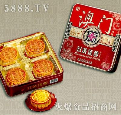 香香双黄莲蓉600g