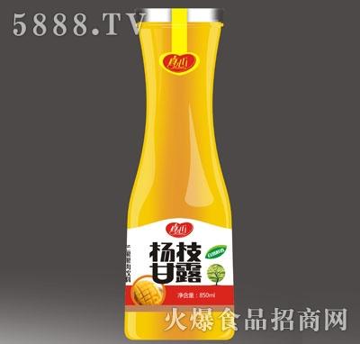 真心杨枝甘露芒果果肉饮料850ml
