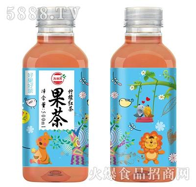 友利友柠檬红茶350ml