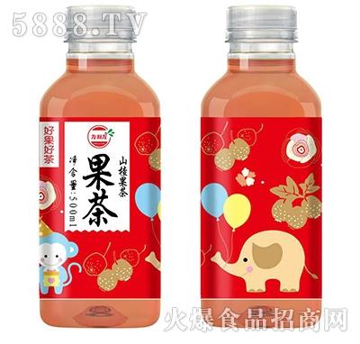友利友山楂果茶350ml