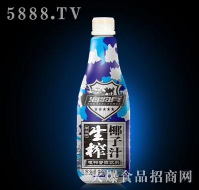 1.25L海豹兵椰子汁迷彩产品图
