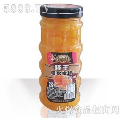 隆丰420g蜜桔罐头