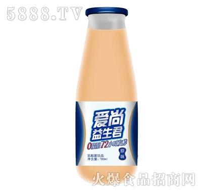 爱尚益生君乳酸菌饮品780ml