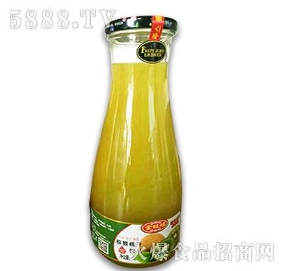 金旺福猕猴桃汁饮料1L
