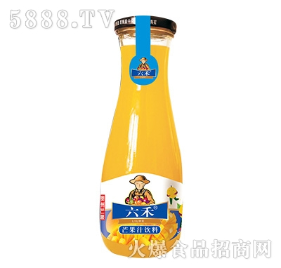 六禾芒果汁饮料1.5L