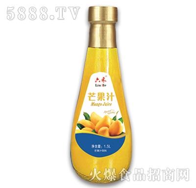 六禾芒果汁1.5L