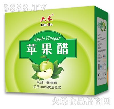 六禾苹果醋饮料828mlx8瓶