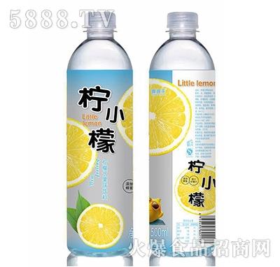 500ml柠小檬柠檬水果味饮料