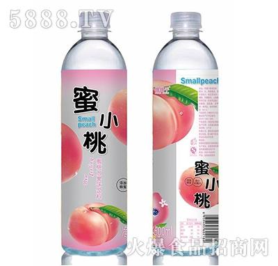 500ml蜜小桃蜜桃水果味饮料