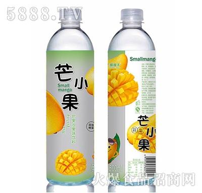 500ml芒小果芒果水果味饮料
