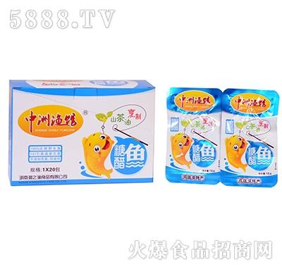 中洲渔馆糖醋鱼1x20包
