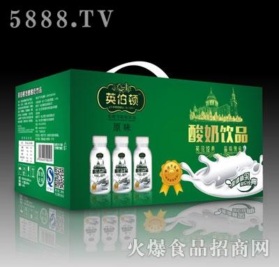 12瓶x280ml英伯顿酸奶饮品(原味)产品图
