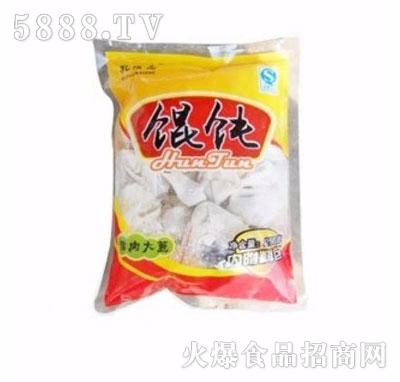 维志猪肉大葱馄饨250克
