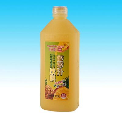1.25L怡和堂菠萝汁(8瓶装)
