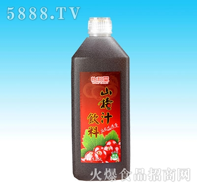 1.25L怡和堂山楂汁(8瓶装)