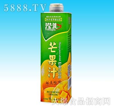 1L滢沁芒果汁(10瓶装)
