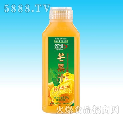 330ml滢沁芒果汁