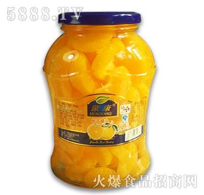蒙康桔子罐头