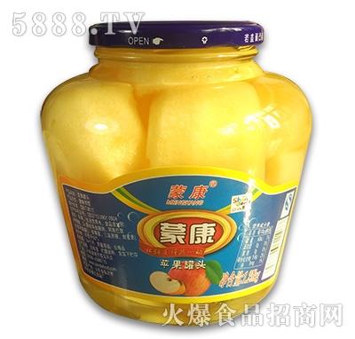 蒙康苹果罐头1.25kg