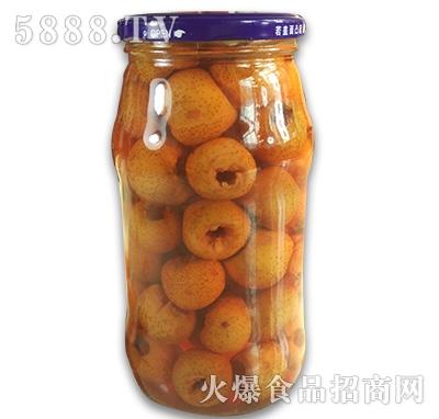 蒙康山楂罐头