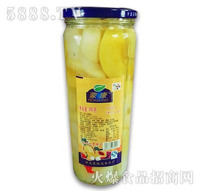 蒙康混合水果罐头950g