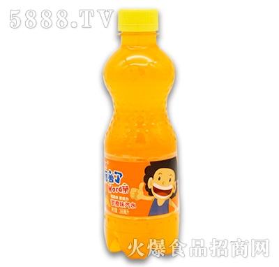 甜橙味汽水260ml