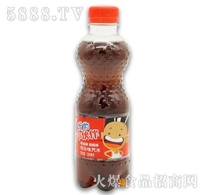 可乐味汽水260ml