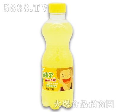 菠萝味汽水260ml