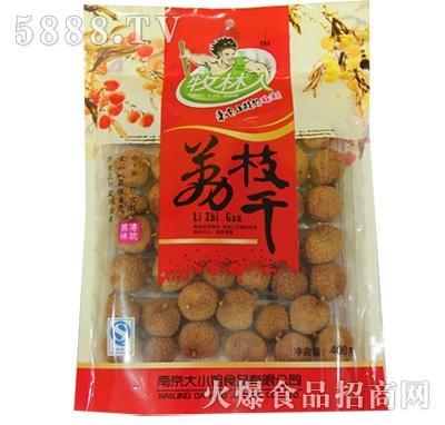 大小姐荔枝干(400克)