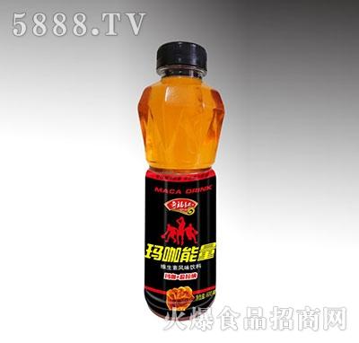 奇福记玛咖能量维生素风味饮料600ml