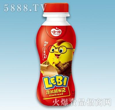 -小-样乐比成长记复合蛋白饮品200ml(红)