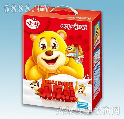 -小-样贝乐熊复合蛋白饮品礼盒(红)