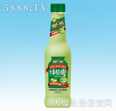 极速挑战绿豆爽330g