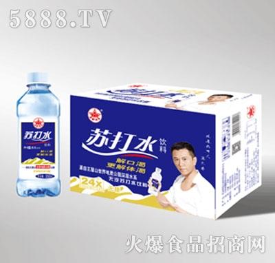 苏打水饮料350ml(箱)