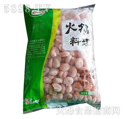 官胡同素虾仁2.5kg