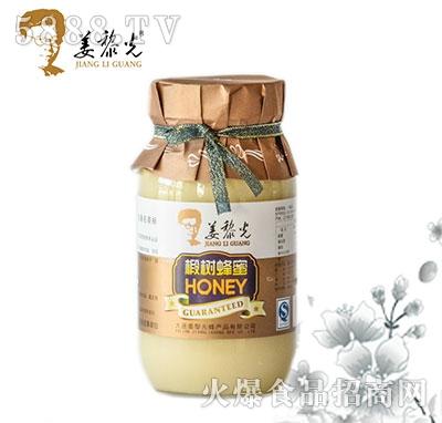 姜黎光特酿椴树蜂蜜