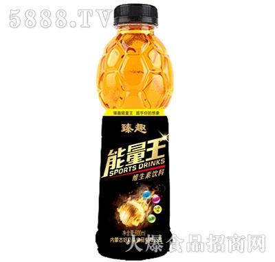 能量王维生素功能饮料600ml