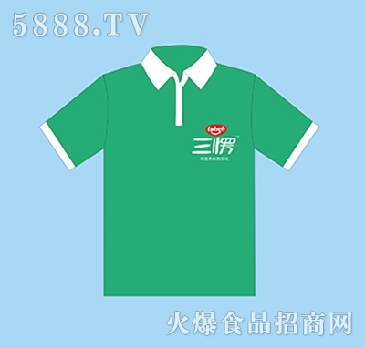 三愣果味饮料(T恤)