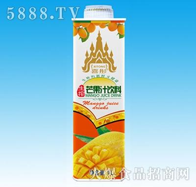 喜彤生榨芒果汁1L