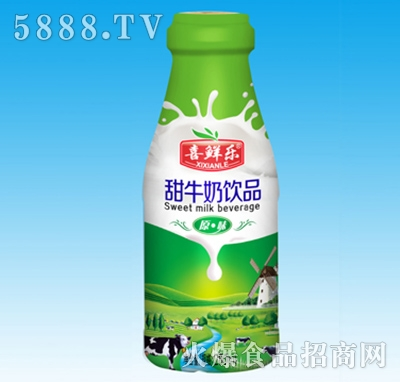 甜牛奶、甜牛奶饮品原味280ml