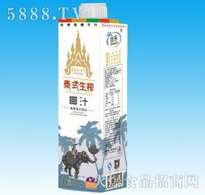 泰式生榨椰汁600ml