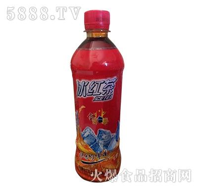 冰红茶柠檬味红茶饮料500ml