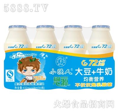 强人复合蛋白乳酸菌108毫升X4瓶