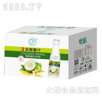 强人生榨椰汁(绿款)500毫升X15瓶