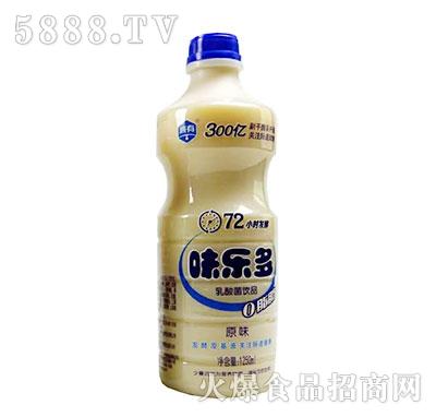 味了多乳酸菌饮品1.25L