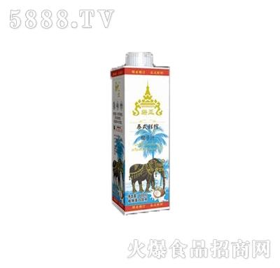 珊亚泰式鲜榨椰子汁600ml