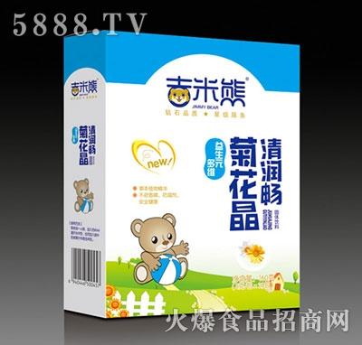多维益生元菊花晶清润畅盒装产品图