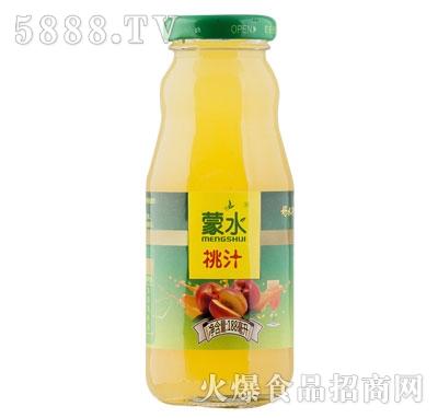 蒙水桃汁188ml