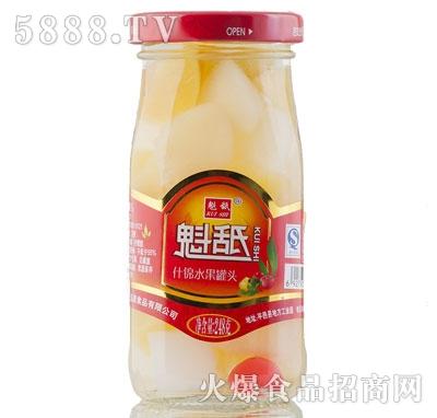 魁舐什锦水果罐头248g